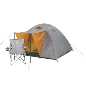 Grand Canyon Phoenix L - Tente igloo - gris/orange